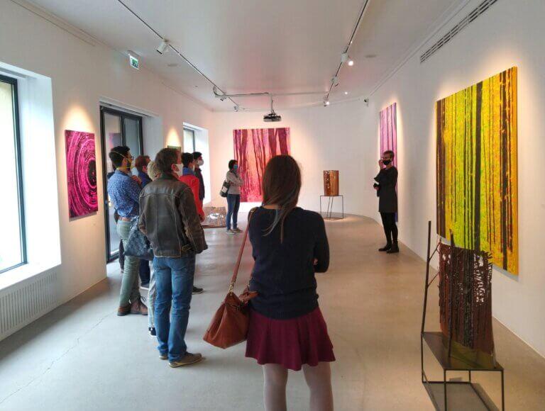 BAW20   Legendás tárlatok és megfigyelésük – Galériatúra